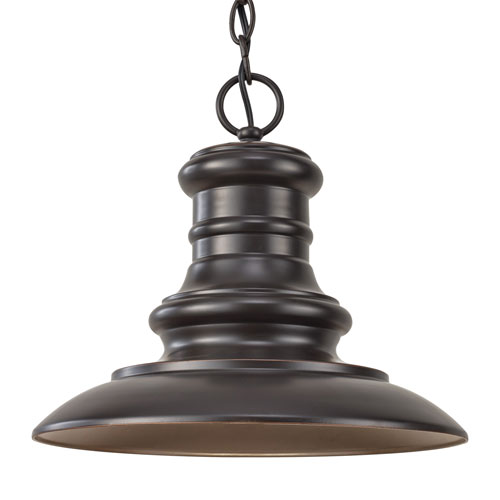 Beauport Bronze LED Outdoor Pendant