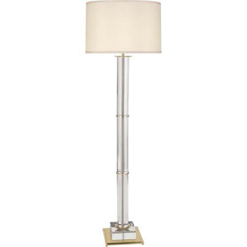 Starr Brass One-Light Floor Lamp