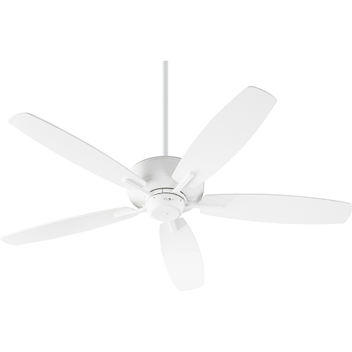 Cedars White  Ceiling Fan