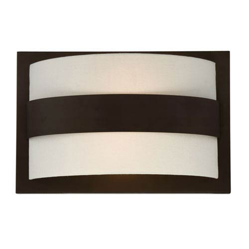 Colton Bronze Two-Light Wall Sconce