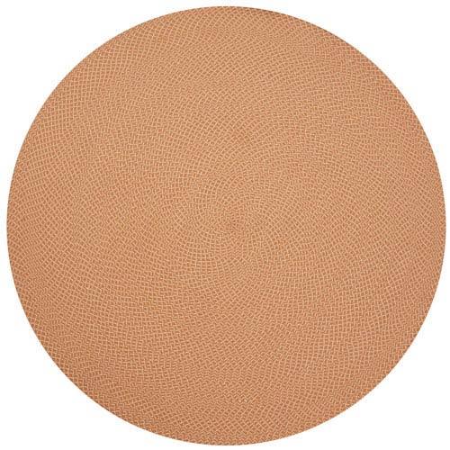 Wylie Orange Round: 7 Ft. 9-Inch x 7 Ft. 9-Inch Round Rug