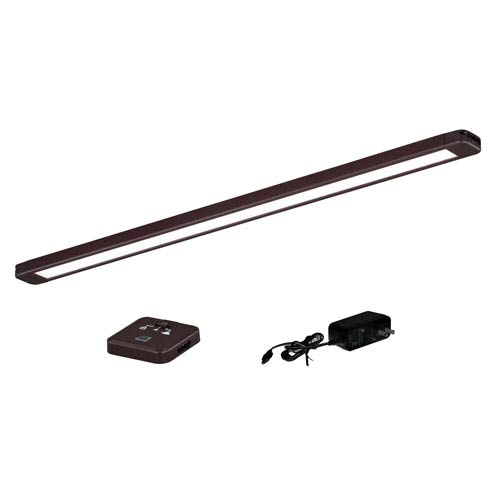 Bronze 16-Inch LED Under Cabinet Strip Light