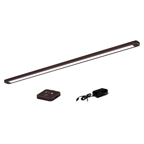 Bronze 21-Inch LED Under Cabinet Strip Light