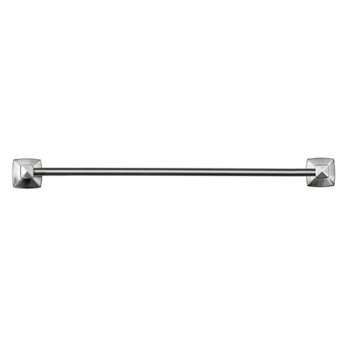 Perth 24-Inch Towel Bar, Satin Nickel Finish
