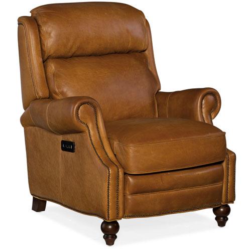 Hooker Furniture Fifer Power Recliner with Power Headrest
