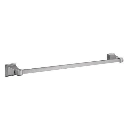 Torino Satin Nickel 24-Inch Towel Bar