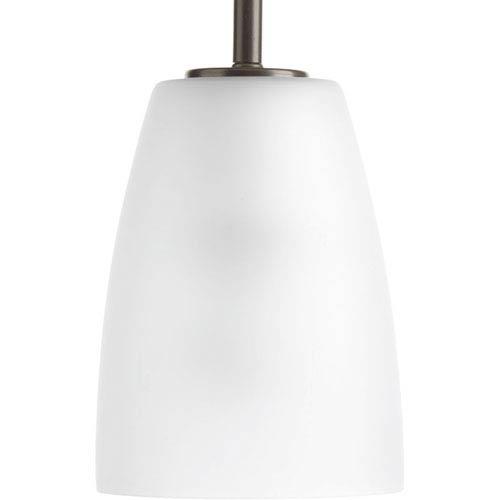 P500029-020: Leap Antique Bronze One-Light Mini Pendant