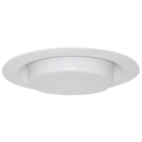 Design house white 6 inch recessed lighting shower trim with drop design house white 6 inch recessed lighting shower trim with drop lens aloadofball Choice Image