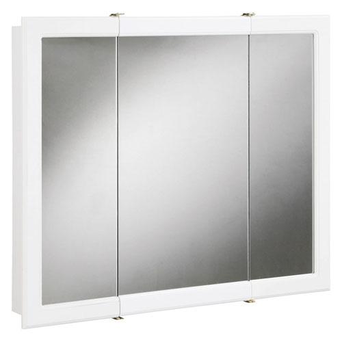 30 Inch Tri View Medicine Cabinet