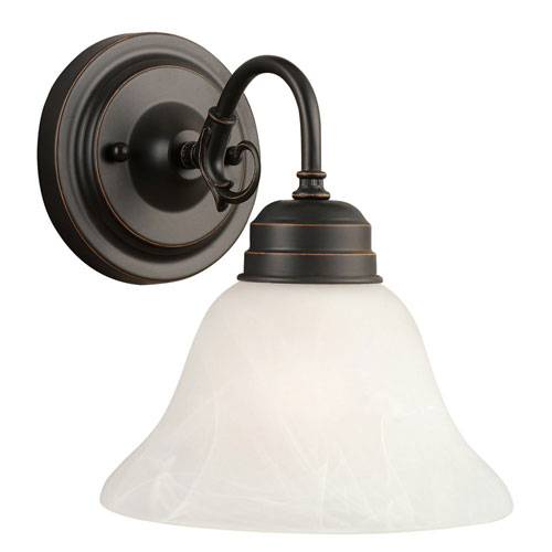 Millbridge Oil Rubbed Bronze Single-Light Wall Sconce
