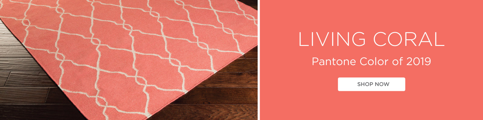 Home Trends - Pantone Living Coral