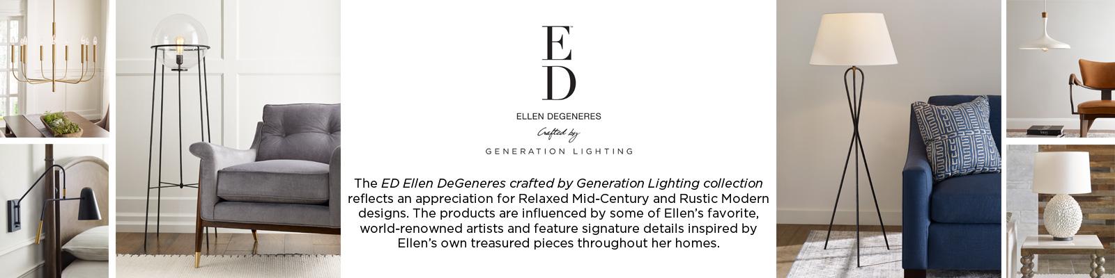 Ellen Degeneres by Generation Lighting