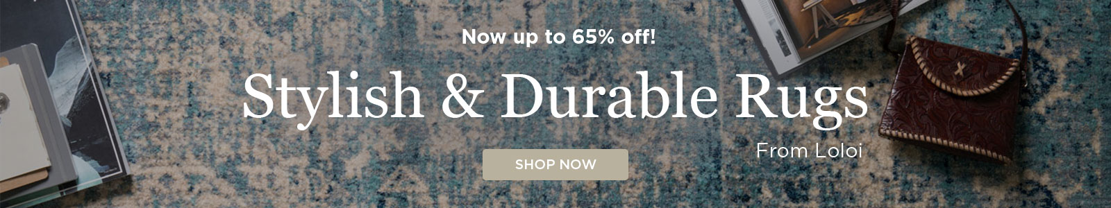 Huge Rug Deals Up to 65% Off