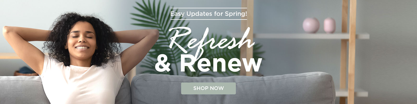 Refresh & Renew
