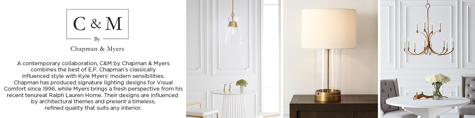 C & M By Chapman & Myers Lighting