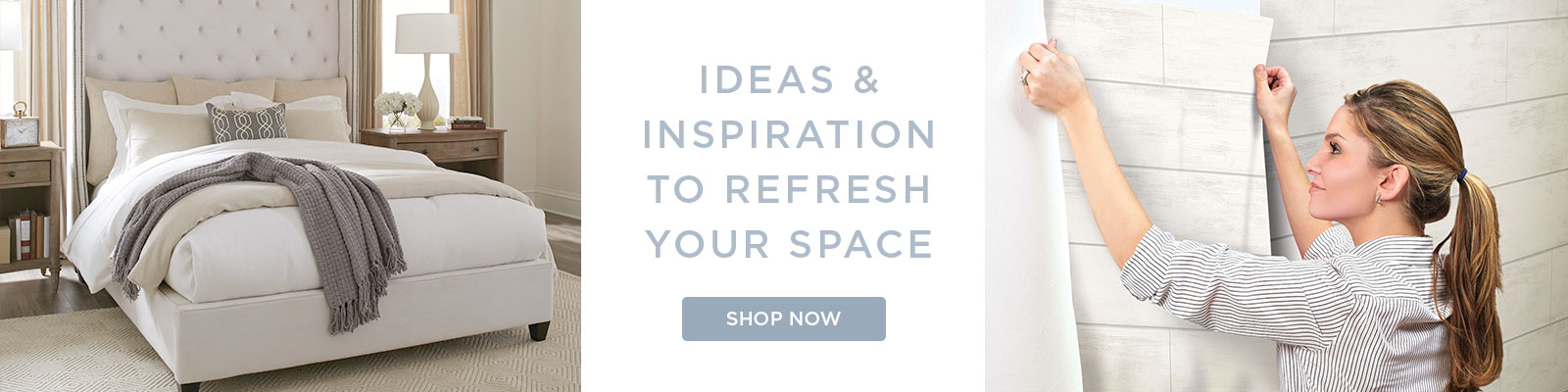 Refresh Your Space & Shop Room Update Ideas