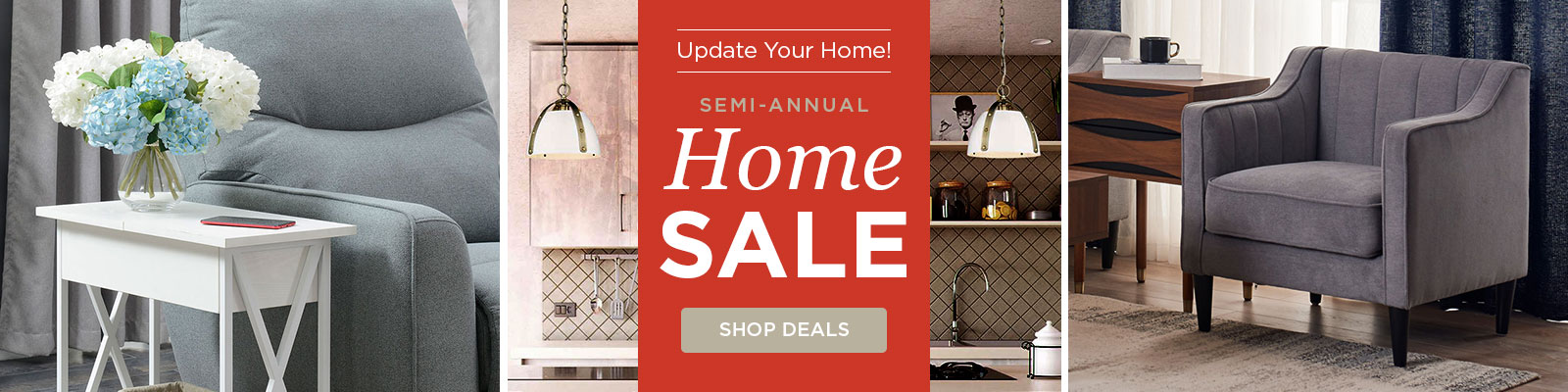 Semi Annual Home Sale
