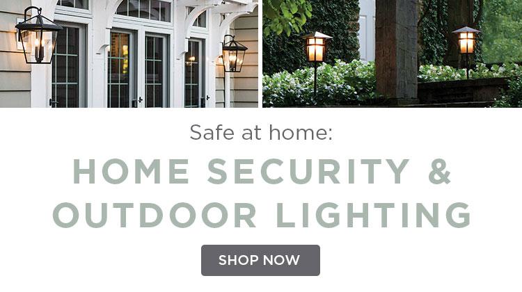 Home Security & Outdoor Lighting
