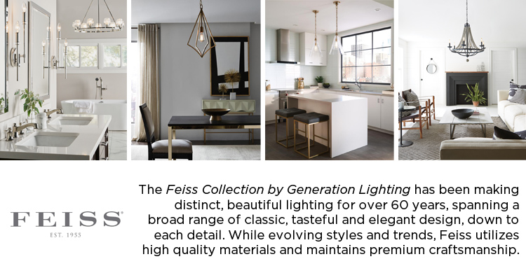 Feiss Collection by Generation Lighting