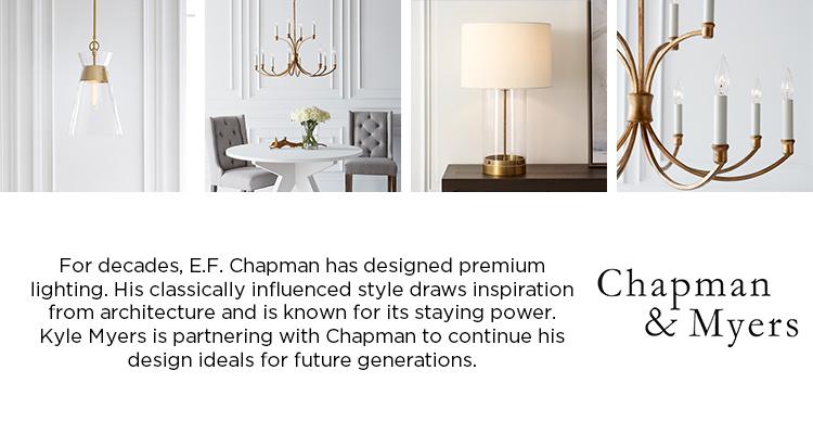 Chapman & Myers Lighting