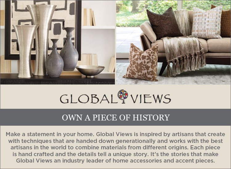 Global Views Own A Piece of History