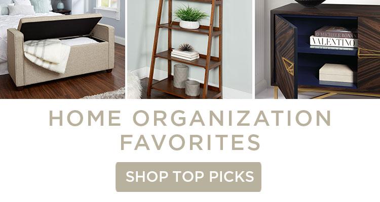 Home Organization Top Picks