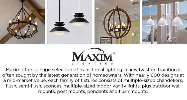 Maxim Lighting Brand