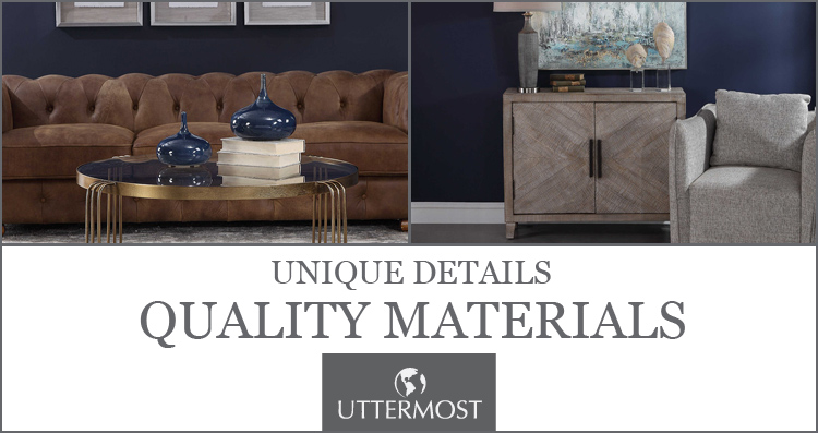 Uttermost Unique Details Quality Design