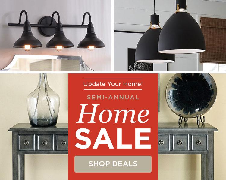 Semi Annual Home Sale