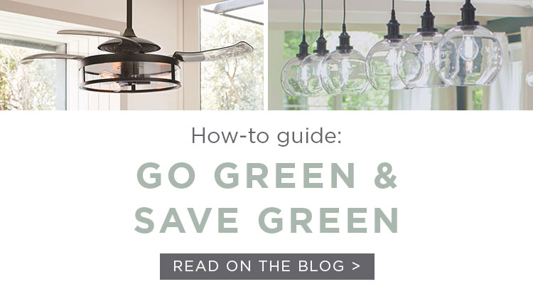 Go Green & Save Green with LED & Smart Home