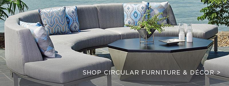 Circular Furniture & Decor