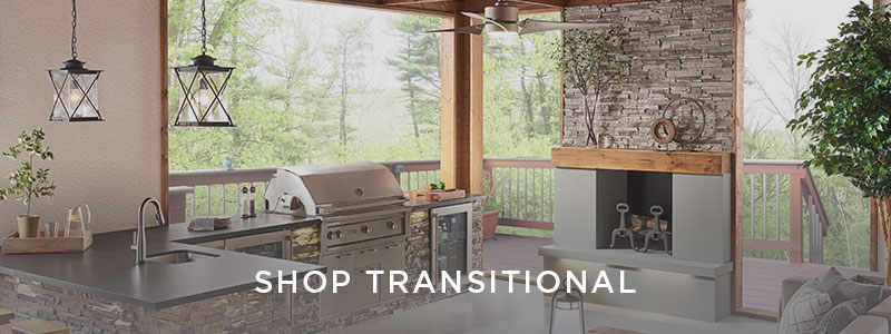 Shop Transitional Decor Style