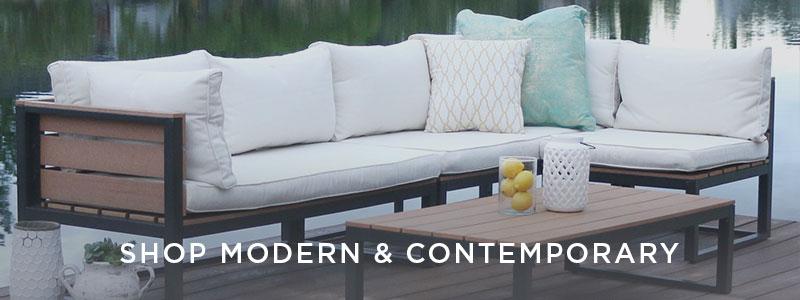 Shop Contemporary & Modern Decor Style