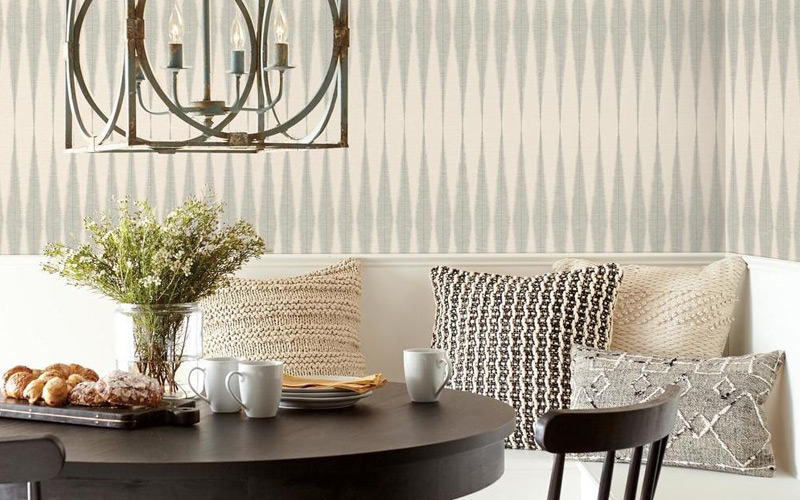 Classic & Textured Neutrals Dining Room