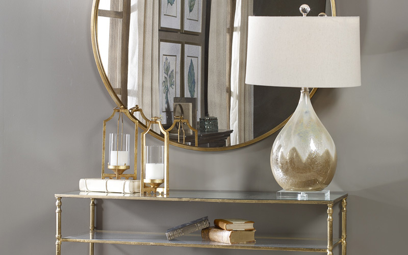 Simply Luxe Entryway