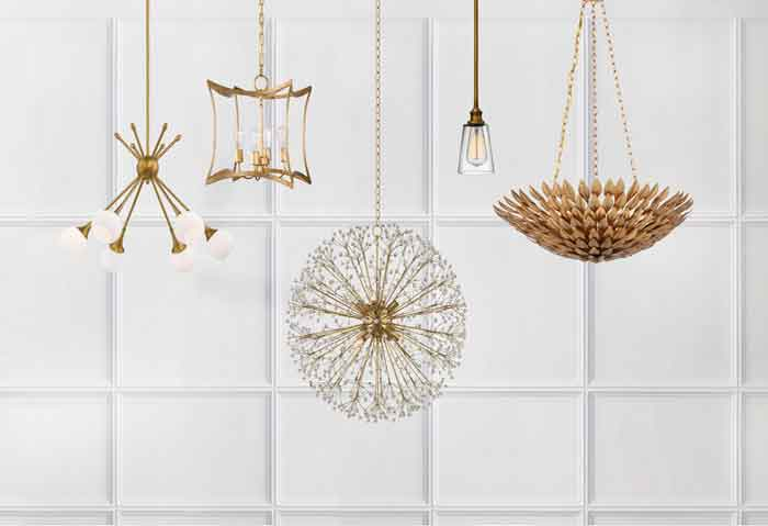 Differences Between Chandeliers and Pendants