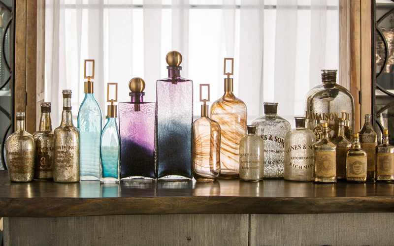 Vintage & Luxe Bar Accessories