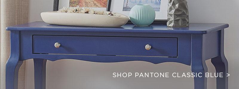 2020 Pantone Classic Blue Decor