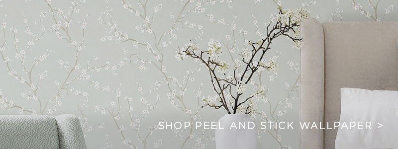 Peel & Stick Wallpaper