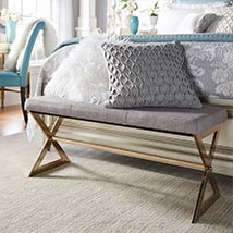 Accent Amp Storage Benches Bellacor