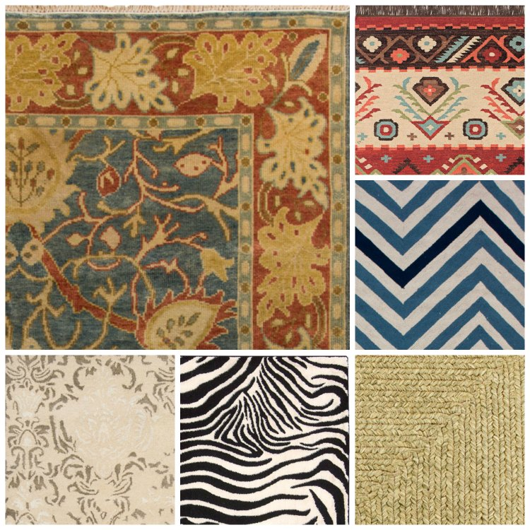 Rug Types and Construction