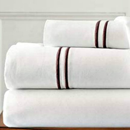 Four Piece 1000 Thread Count Queen Sheet Set