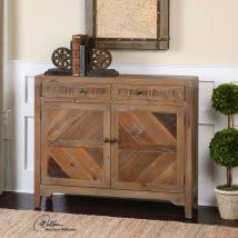 Impressive Console Cabinet With Doors Set