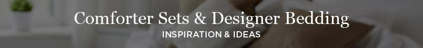Designer Bedding & Comforter Sets