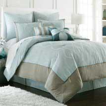 Modern designer bedding