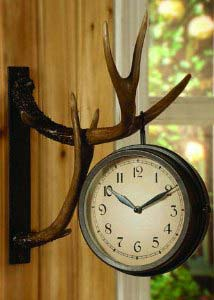 Rugged And Nature Inspired Small Wall Clocks Like The One Pictured Below Will Provide An Easy To Read Og Dials That Mount Easily A