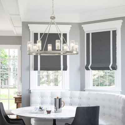 Most Popular Types of Chandeliers -
