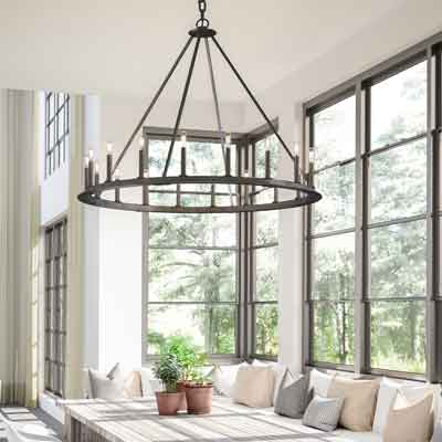 Chandelier Ceiling Height Guide -