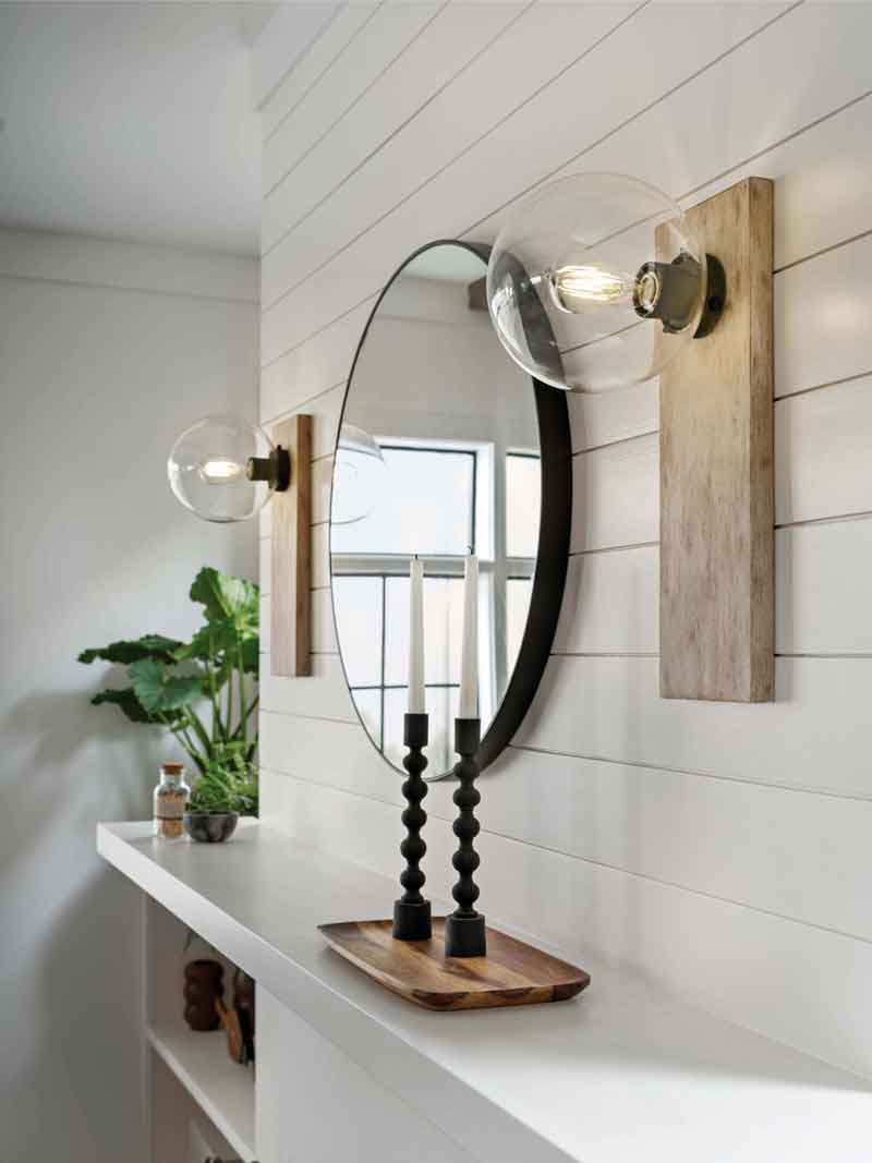 How High To Hang Wall Sconces Bellacor